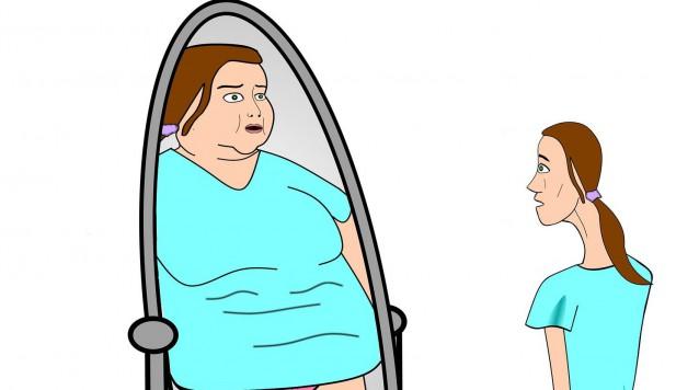 Смыслы тела: Анорексия